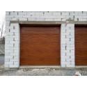 Гаражні  ворота GANT PLUS 2.4x2м