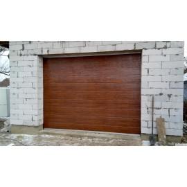 Гаражні  ворота GANT PLUS 3x2м