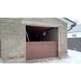 Монтаж гаражних воріт